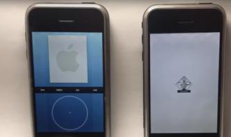 So hätte iOS auch aussehen können - iPhone-Prototypen im Video