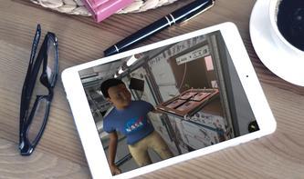 NASA-Spiel: So kann jeder zum Astronaut werden