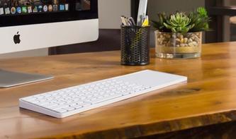 Twelve South MagicBridge - eine große Tastatur mit Trackpad für Mac-Nutzer