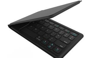 Falttastatur: Kanex Foldable Travel Keyboard steuert mehrere Geräte