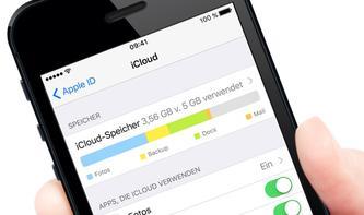 iOS 10.3: Apple schaltet aus Versehen iCloud-Funktionen wieder an