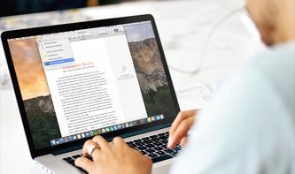 Pages am Mac: So lassen Sie sich die Zeichen- oder Wortanzahl anzeigen