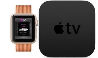watchOS 3.2.2 und tvOS 10.2.1 sind da