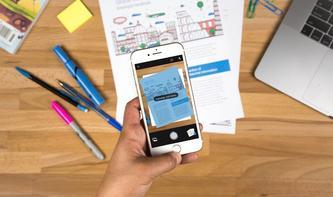 """Scanbot-Konkurrenz: Kostenloses """"Adobe Scan"""" digitalisiert Ihre Dokumente"""
