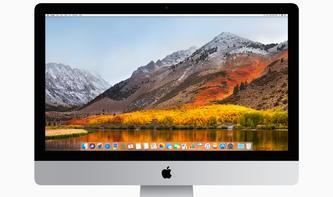 macOS 10.13 High Sierra angekündigt: Apple verbessert unter der Haube