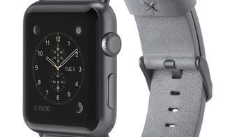 Für die Apple Watch: Lederarmband für Series 1 und 2 günstiger