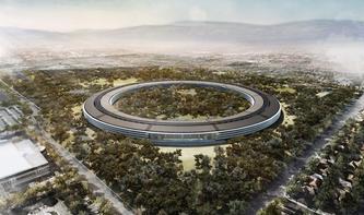 Wird der Apple Park zum Touristen-Hotspot in Cupertino?