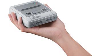 Überraschung: Japaner bringen jetzt auch Miniatur-Version von Super Nintendo