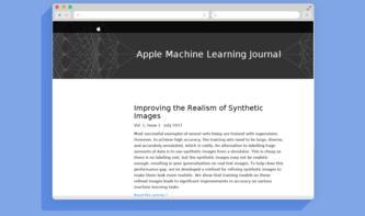 Apple geht unter die Blogger: Lesestoff für Maschinenlerner