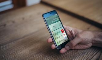 So verwalten Sie die Widgets am iPhone