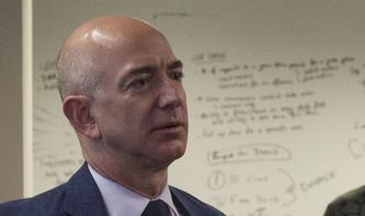 Jeff Bezos war kurzfristig der reichste Mensch der Erde
