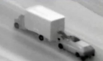 Rumänische Bande klaute iPhones aus fahrenden LKW