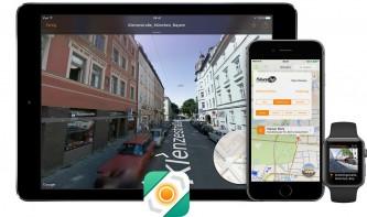 Streets 3.5 bringt Google Street View auf iPhones, iPads und die Apple Watch