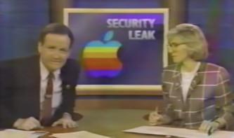 Schon vor 30 Jahren: Apple Leaks und Gerüchte