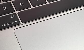 MacBook Pro 2017: So passen Sie das Force Touch Trackpad an