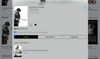 Apple beginnt HDR- und 4K-Inhalte in iTunes freizugeben