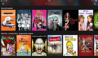 Netflix unterstützt jetzt HDR auf iOS-Geräten