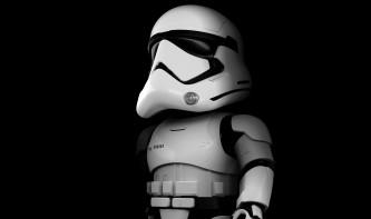 Neuer Star Wars-Roboter im Stormtrooper-Design