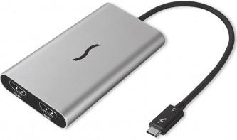Adapter: Mehrere Displays an einem MacBook Pro anschließen