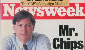 50.000 US-Dollar: Alte Zeitschrift mit Steve-Jobs-Autogramm versteigert