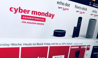 Es könnte alles so schön sein: Mitarbeiter bei Amazon bestreiken Black Friday