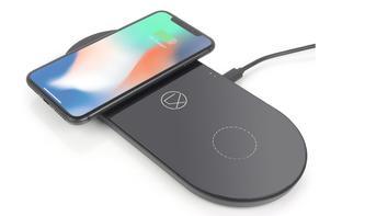 Schnurloses Qi-Ladegerät mit Lightning-Anschluss statt Micro-USB