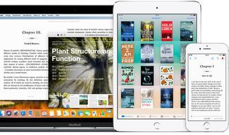 Redesign: Apple überarbeitet seinen elektronischen Buchladen