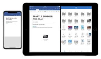 Microsoft Office 365 für iOS unterstützt in Kürze Drag & Drop und mehr