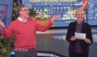 Netzfundstück: So sympathisch ist Bill Gates