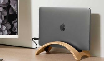 Notebookständer von Twelve South mit neuen neue MacBook Pro kompatibel