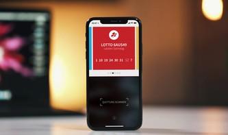 Lotto Scanner: Gewinne ganz einfach per App kontrollieren