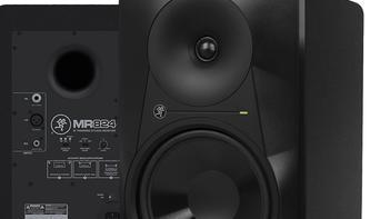 Mackie MR824 im Test: Die perfekten Lautsprecher für's Schlafzimmerstudio