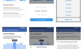 Reaktion auf Screen Time: Facebook führt Zeitkonten ein für Facebook und Instagram