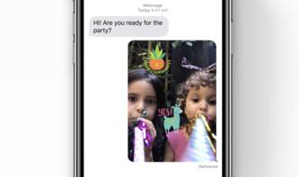 iOS 12: So nutzen Sie die neuen Effekte in iMessage und FaceTime