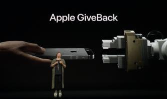 Give Back: Apple Umweltbeauftrage erklärt Apples Verantwortung für den Planeten Erde
