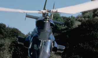 Cooler Hubschrauber in hoher Qualität: Airwolf auf Blu-ray reduziert