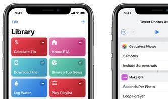 Kurzbefehle-App mit neuen Fähigkeiten erschienen
