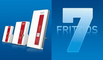 FRITZ!OS 7 ab sofort für FRITZ!WLAN Repeater & FRITZ!Powerline verfügbar
