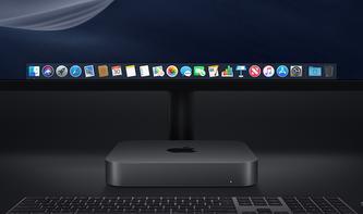 Der neue Mac mini im Test: Quadratisch, dunkel, schnell
