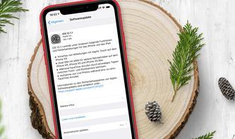 Apple veröffentlicht iOS 12.1.1