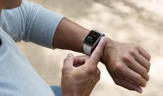 Apple Watch-Besitzer durch EKG gerettet