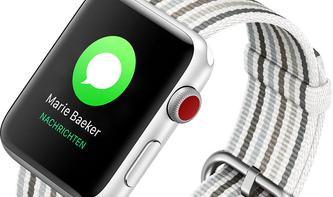 Kommunikation mit der Watch: Einfach immer in Kontakt bleiben