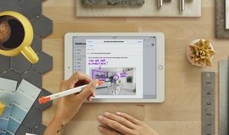 Logitech Crayon im Test: Robuster Bunt- statt filigraner Bleistift