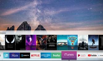 CES 2019: Samsung-Fernseher unterstützen bald iTunes und AirPlay 2