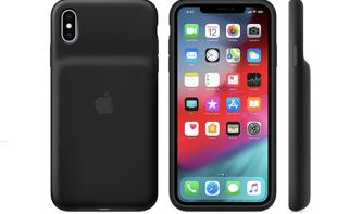 Smart Battery Case passt auf iPhone X, aber...