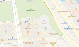 Karten mit besseren Details in macOS Mojave