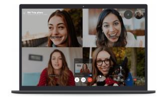 Praktische Alternative zum Aufräumen: Skype macht den Hintergrund unkenntlich