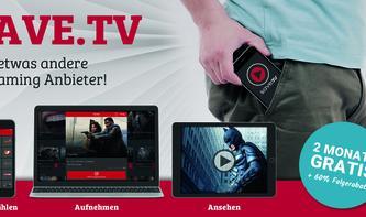 Entspannt fernsehen mit Save.TV