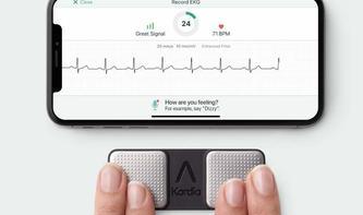 iPhone-Zubehör mit EKG ist besser als die Apple Watch