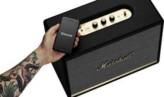 Jetzt den Marshall Woburn II Bluetooth-Lautsprecher mit 110W und aptX sichern